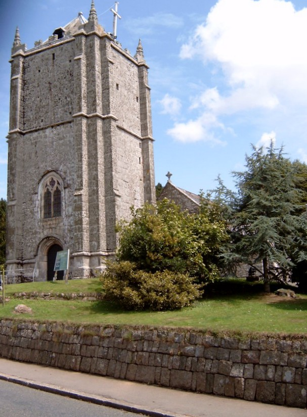 St Mewan Parish Church, near St Austell, Cornwall. UK